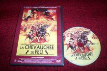 DVD LA CHEVAUCHEE de feu HISTOIRE VRAIE GUERRE 14 CAVALERIE AUSTRALIENNE