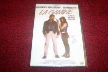 DVD LA GAMINE AVEC JOHNNY HALLYDAY