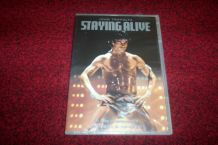 DVD STAYING ALIVE avec john travolta neuf