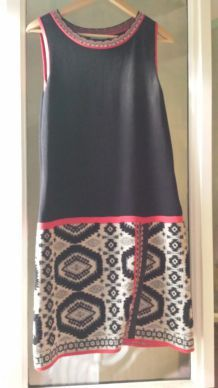 robe bel  imprimé