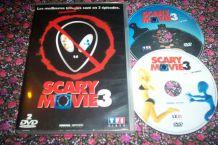 BOITIER 2 DVD SCARY MOVIE  NO 3