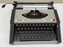 Machine à écrire – Olivetti Tropical – Vintage - Année 70/80