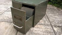 Casiers FLAMBO métal, style industriel