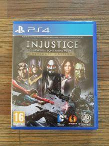 Injustice Les Dieux Sont Parmi Nous - Ultimate Edition