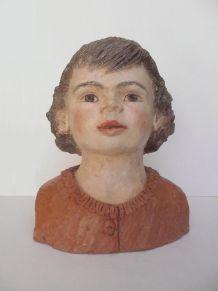 buste d'enfant