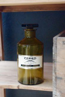 Flacon parfum ancien CREED