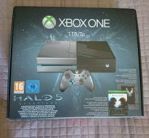 Console Collector Halo 5 Microsoft Xbox One NEUVE!