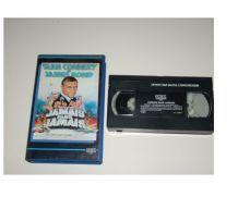 CASSETTE VHS JAMES BOND jamais plus jamais
