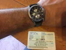 montre Seiko premier chronograph