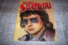 ALBUM PARTITIONS MUSICALES DE MICHEL SARDOU