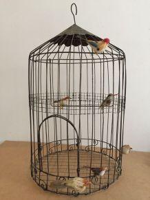 Cage à oiseaux pour décoration
