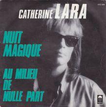 Catherine LARA - Nuit Magique - 45 t