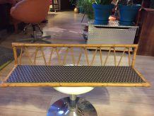étagère en bambou 60's