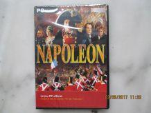 NAPOLEON - JEU PC DVD NEUF SOUS BLISTER