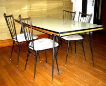 table de salle à manger 6 chaises
