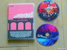 COFFRET 2 DVD LE TRAIN DES ENFOIRES/2005