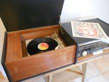 Chaine hifi vintage PHILIPS de 1963