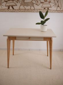 Bureau vintage ou table de ferme