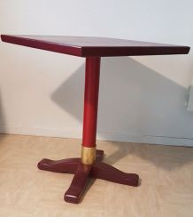 Table de bistrot originale