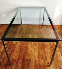 Table inspiration Le Corbusier