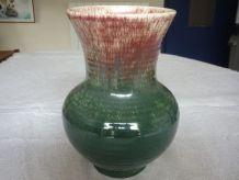 Vase en ceramique d'Accolay