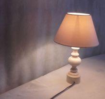 lampe de chevet patinée