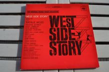 Vinyle West Side Story import hollandais 1961