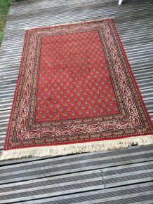 tapis mécanique en laine