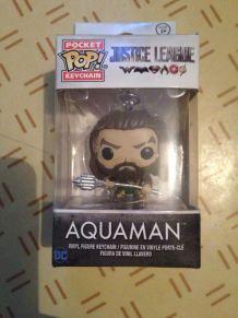 Funko Pocket Pop Keychain : Justice League - Aquaman
