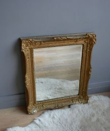 Miroir ancien XIXe