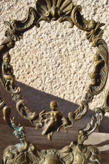 miroir psyché angelo Art Déco