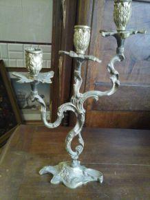 Chandelier style Louis XV