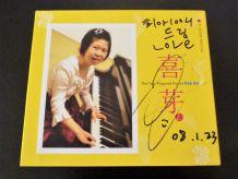 2ème Cd De Hee Ah Lee- The Four Fingered Pianist - Neuf-Signé