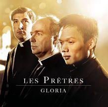 CD+DVD LES PRETRES ALBUM GLORIA