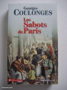 LES SABOTS DE PARIS GEORGES COULONGES