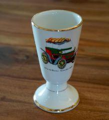 verre mazagran en porcelaine Vis a Vis Rochet Schneider 1895