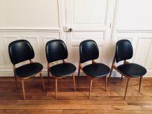 Chaises Pierre Guariche