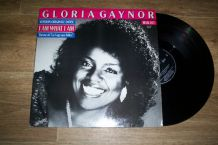 MAXI 45 TOURS GLORIA GAYNOR theme film