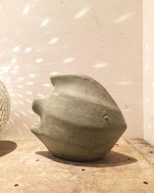 Poisson en ceramique
