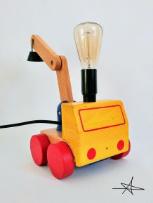 """Lampe à poser """"Camion"""""""