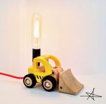 """Lampe à poser """"Petit Tracteur"""""""