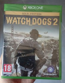 Watch Dogs 2 Gold édition Xbox One version FR