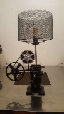 Lampe de salon cinéma