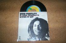 disque 45 tours 2 titres bob marley