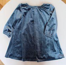 Robe TAO en velours à paillettes 18 mois