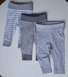 Lot de trois leggings H&M 3 mois