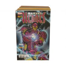 43 comics Marvel Heroes VF
