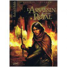 BD L'Assassin royal (Première édition), Tome 05, Complot