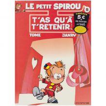 BD Le Petit Spirou, Tome 08, T'as qu'à t'retenir !
