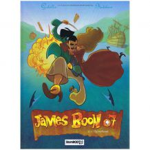 BD James Boon 07, Tome 02, Neverland